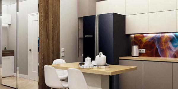 Дизайн и Ремонт кухни под ключ