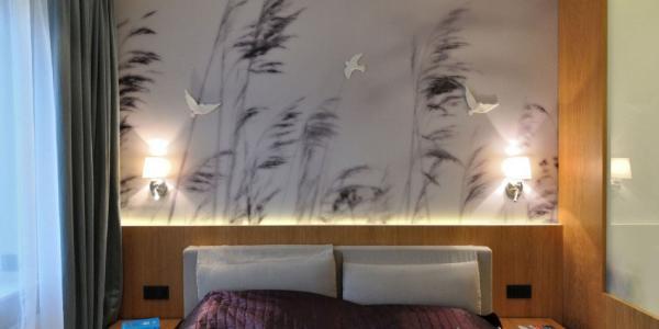 Качественный ремонт спальни