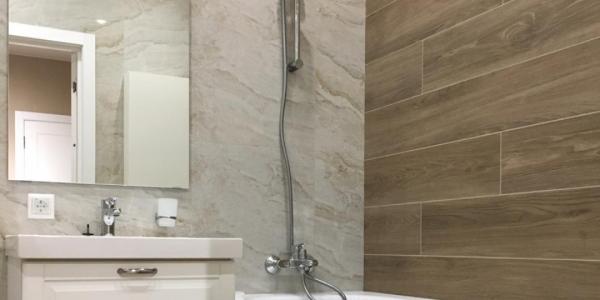 Ремонт ванной комнаты в СПб